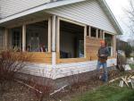 Jason & Liz's Sun Porch